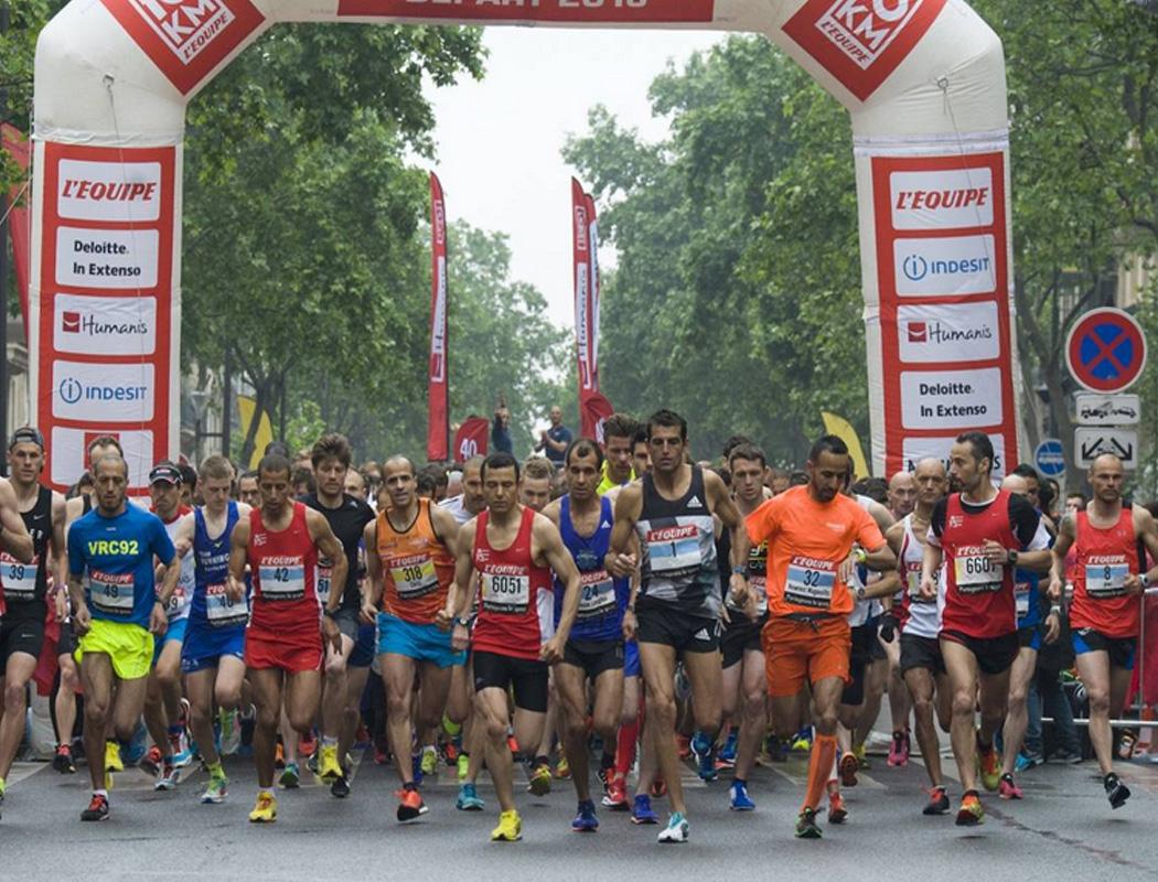 10 km l'Équipe, Dimanche 11 juin 2017 – Relevez le défi