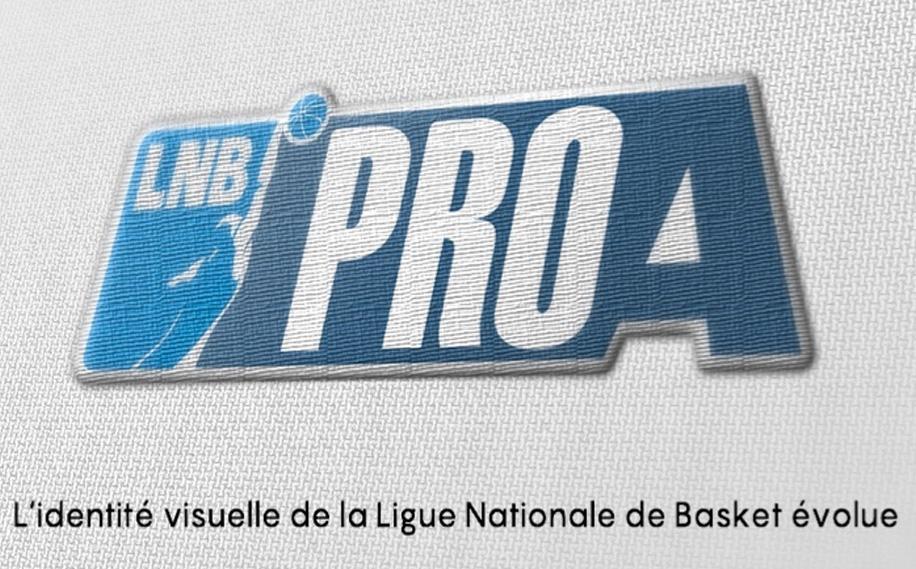 L'identité visuelle de la Ligue Nationale de Basket évolue