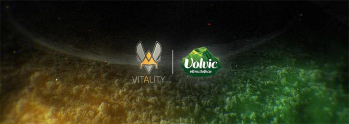 Volvic Vitality