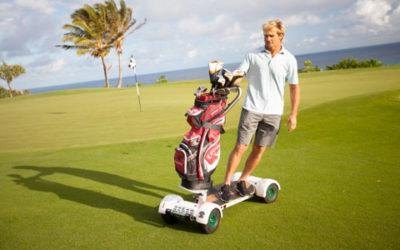 Après son succès aux Etats-Unis, le Golfboard est disponible en Occitanie