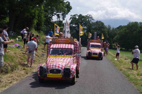 Cochonou Tour de France