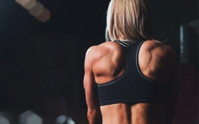 8 mars – les femmes consacrent 6min de plus que l'année dernière au sport !