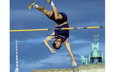 INÉDIT : Baptiste Boirie à Belle Épine pour un record de saut à la perche