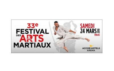 33e Festival des Arts Martiaux : Le rendez-vous des passionnés