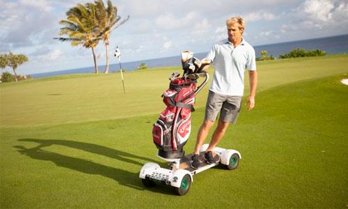 Laird Hamilton Fondateur Golfboard