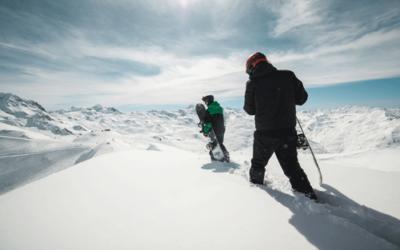 Sports d'hiver : les nouvelles activités tendance