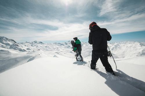 tendance ski sports hiver